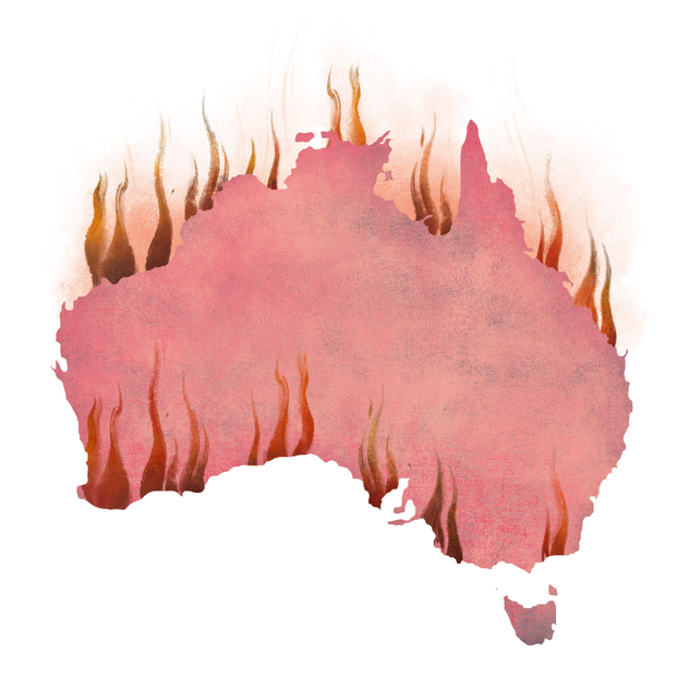 Australia is on fire
