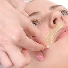 Waxing Lips