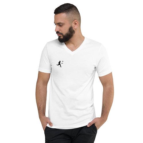 Modisch und sportlich - Das Short Sleeve V-Neck T-Shirt
