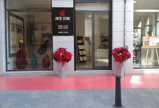Artis Store. Tienda de Instrumentos Musicales
