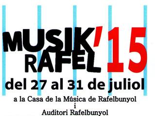 Musik Rafel '15