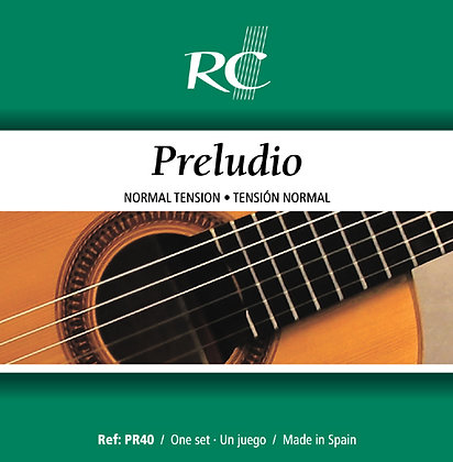 JUEGO ROYAL CLASSICS PRELUDIO PR40 GUITARRA