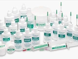 Cuidado y mantenimiento: Aceites y lubricantes.