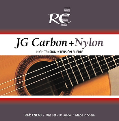 JUEGO ROYAL CLASSICS JG CARBON AND NYLON CNL40