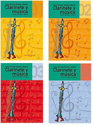 CLARINETE Y MUSICA