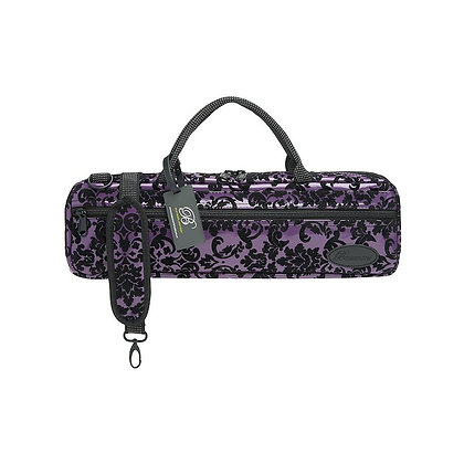 FUNDA BEAUMONT PURPLE LACE ENCAJE LILA PATA DE DO