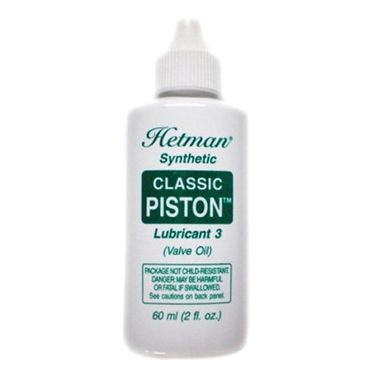 HETMAN Nº 3 SYNTHETIC CLASIC PISTON