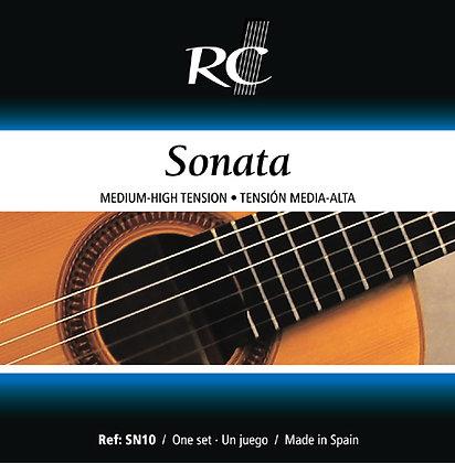 JUEGO ROYAL CLASSICS SONATA SN10 GUITARRA