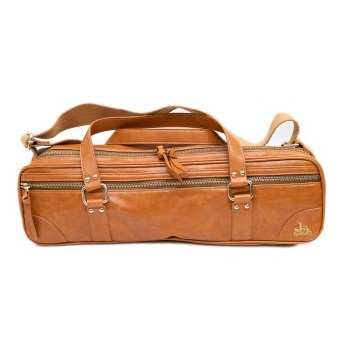 FUNDA FLUTERSCOOTER FLAUTA CEDAR WOOD BAG