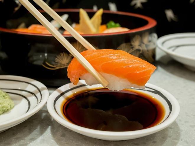Nước chấm sashimi