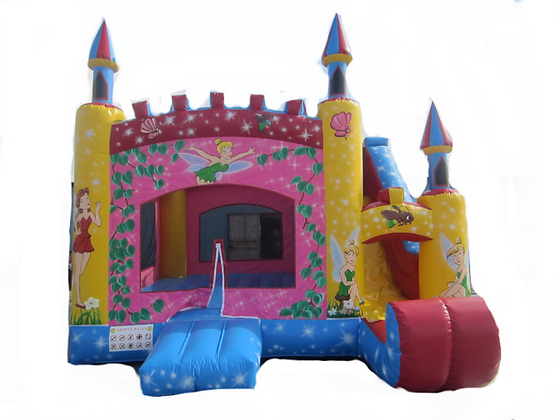 Fairy Bouncy Castle
