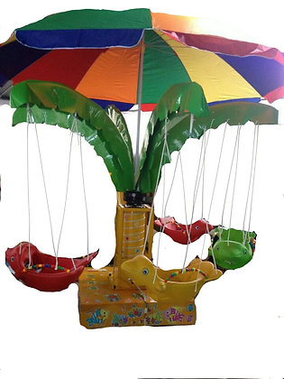 Umbrella  Merry-Go-Round