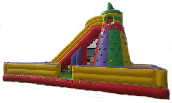 Climbing Tower & Slide