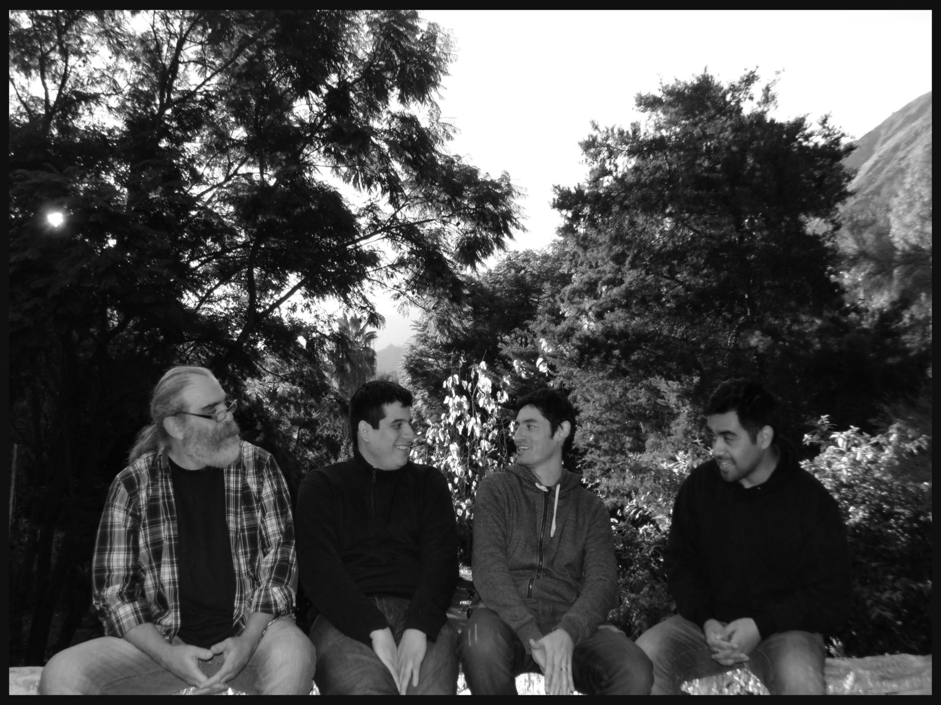 Bamboo Quartet