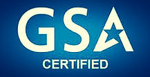 GSA Certified logo