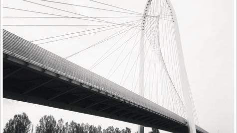 Reggio Emilia_1_ponte Calatrava_pilone e