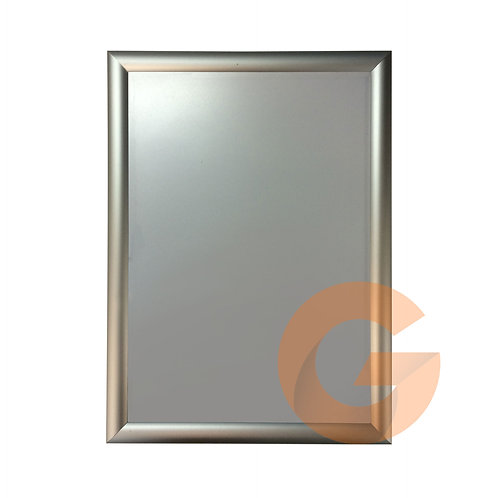 Snap Poster Frame (Silver)