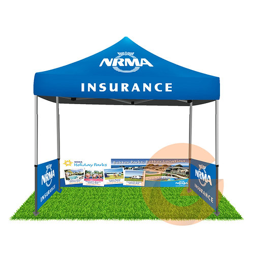 Marquee 3X3 (Package A)