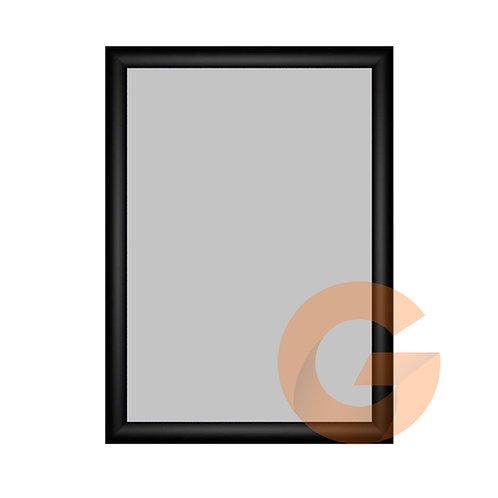 Snap Poster Frame (Black)