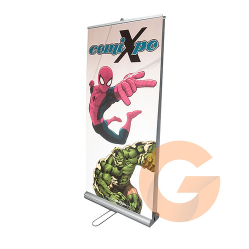 Pull Up Banner Premium (Double Side)