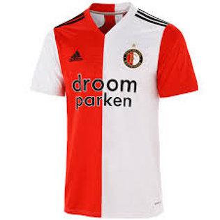 Feyenoord Rotterdam Maillot Domicile 2020/21