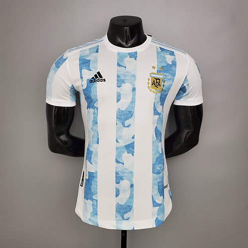Argentina Maillot Domicile 2020/21 - VERSION PLAYER