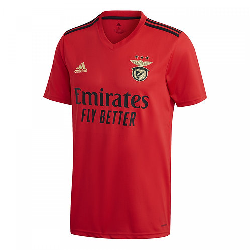 Benfica Maillot Domicile 2020/21