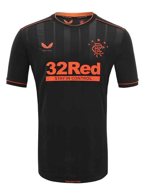 Glasgow Rangers Maillot Third 2020/21