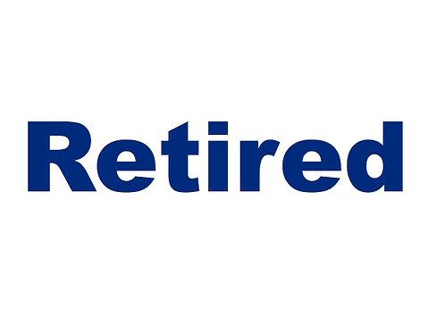 Retired DVM