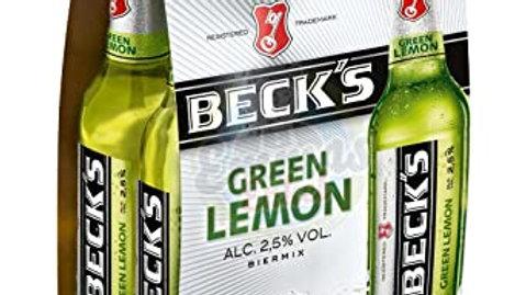 Beck´s green lemon