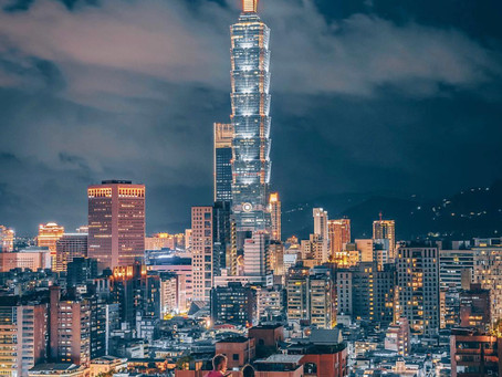 A guide to Taipei!