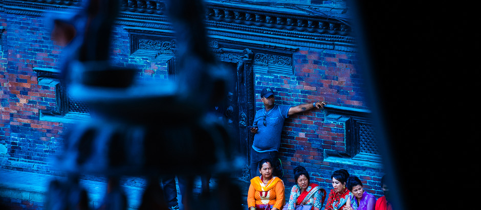 Nepal : Finding True Color