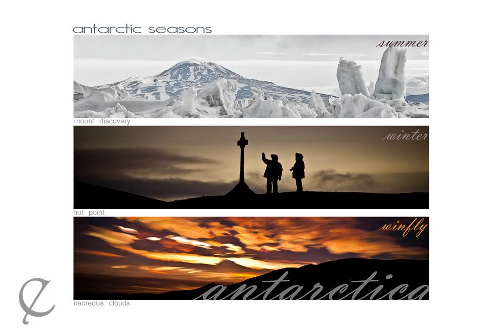 Antarctic Seasons