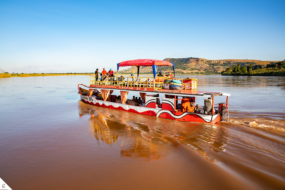 Our Madagascar riverboat trip with Lakana Be.