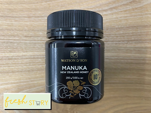Manuka Honey UMF 10+ (250g)