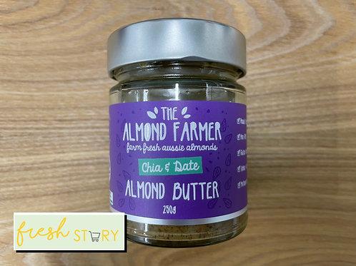 Australia Chia & Date Almond Butter