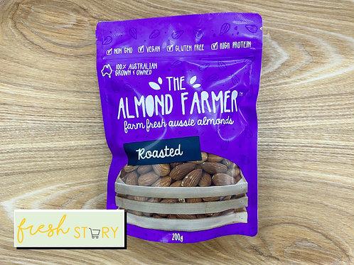 Australia Roasted Almonds Pack (200g)