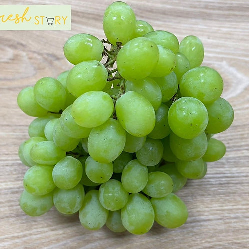 India Thompson Green Seedless Grapes