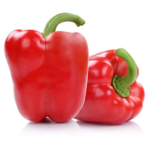 Fresh Red Capsicum (500g)