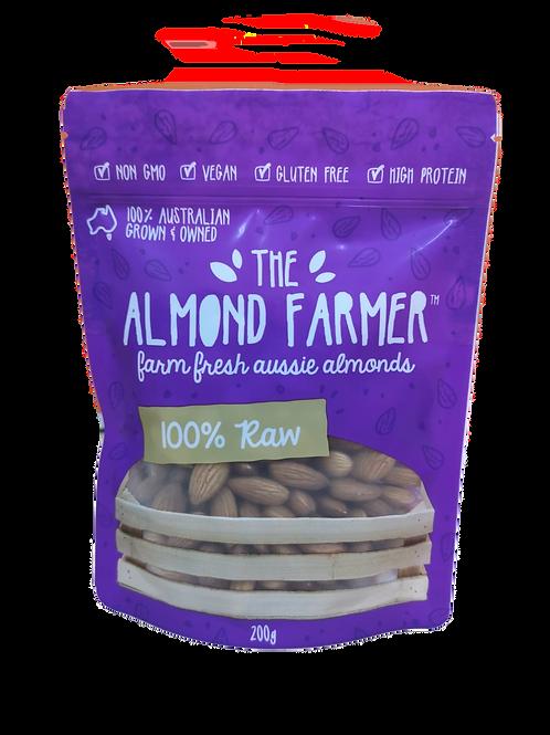 Australia 100% Raw Almonds (1for1) 200g