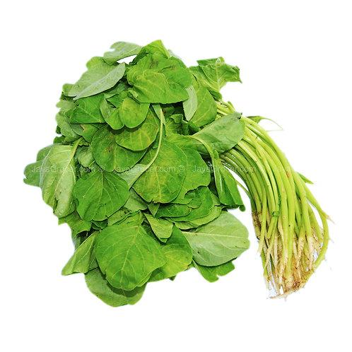 Fresh Round Spinach (200g)
