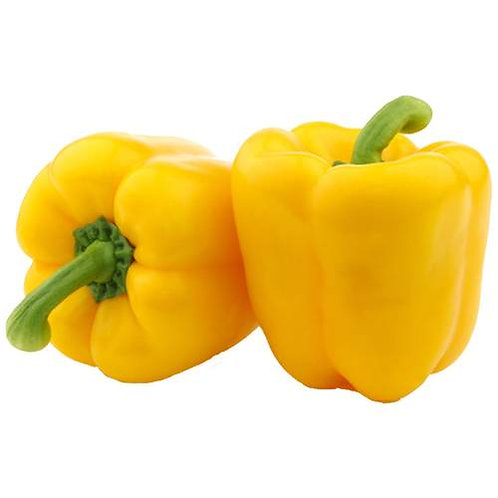 Fresh Yellow Capsicum (500g)