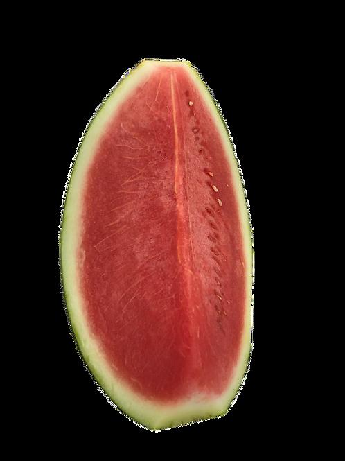 1/4 cut Watermelon