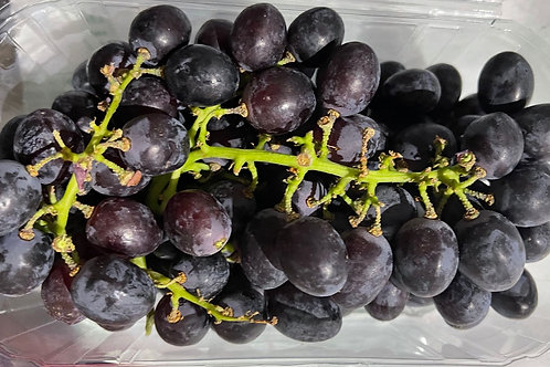 Spain Sugar48 Black Seedless Grapes 500g