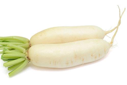 Fresh White Radish (600g)