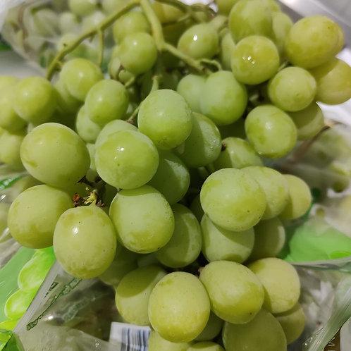 USA Sugar Crunch Green Seedless Grapes 500g