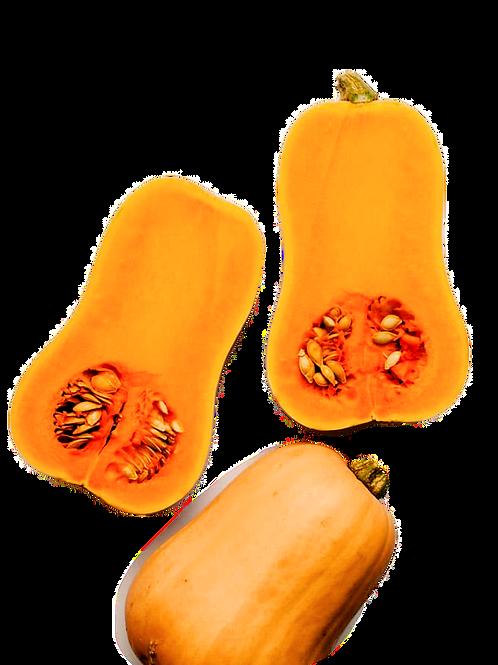Australia Halfed Butternut Pumpkin