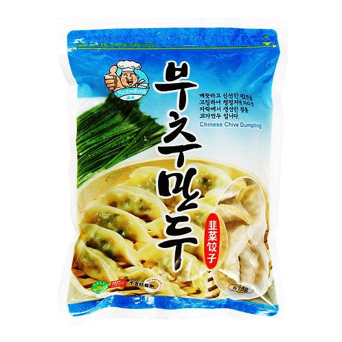 Seawaves Frozen Chinese Chive Dumpling (675g)