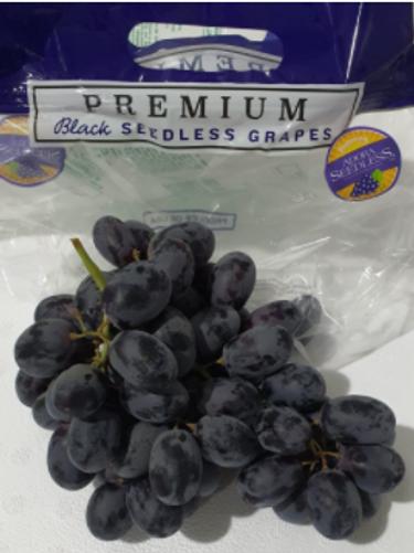 USA Adora Black Seedless Grape (500g)