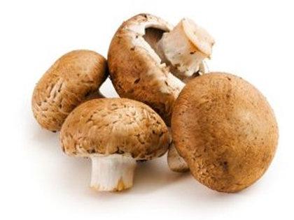 Fresh Swiss Brown Mushroom (200g)